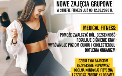Nowa oferta w strefie fitness