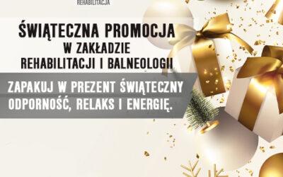 MASAŻ I HYDROMASAŻ W SUPER CENACH!